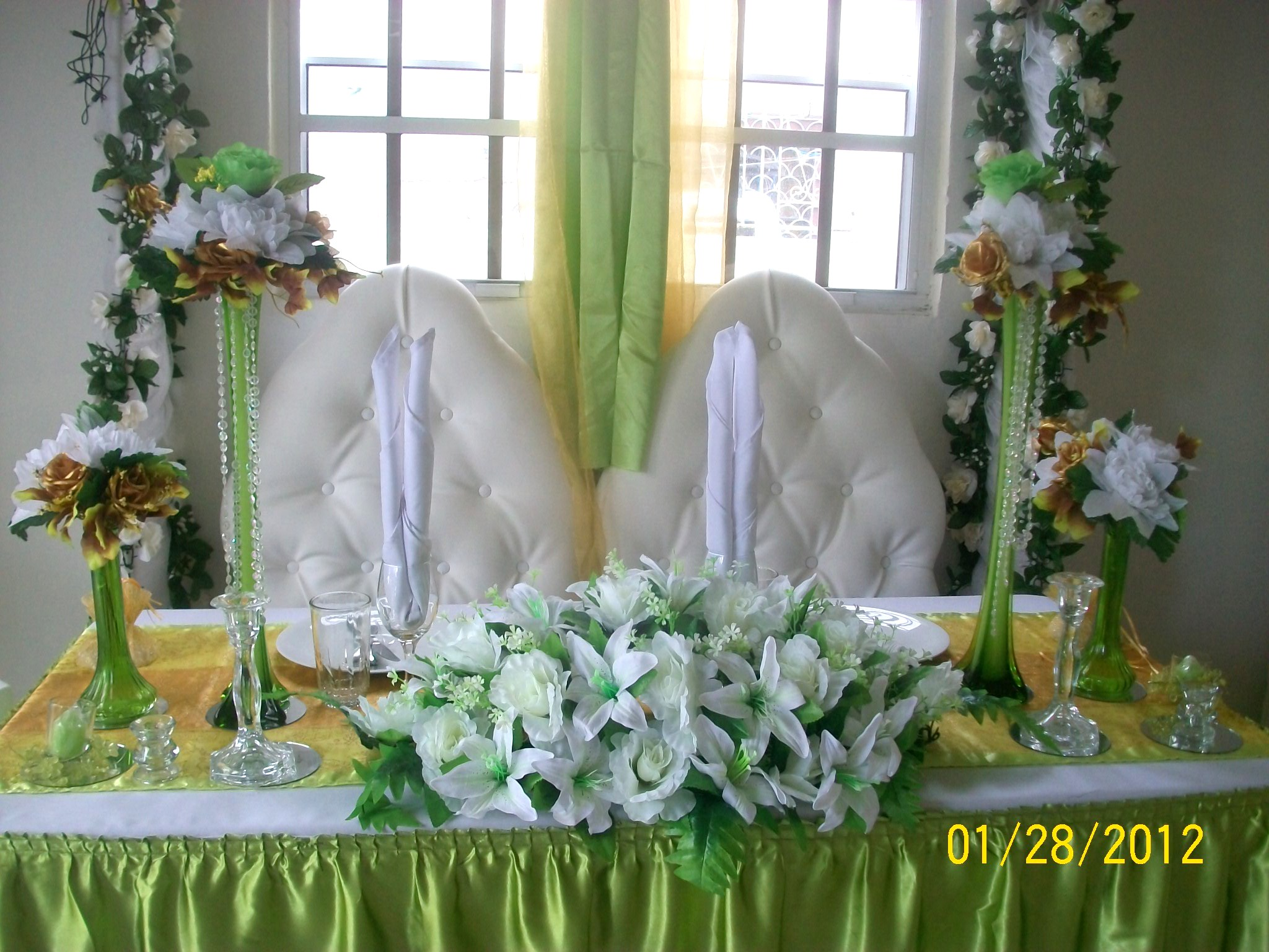 Rent right party service guyana attractions food catering rent right party rentals catering and decor tents chair tables table covers chair covers foodwarmers bridal chairs arches pedestalscolumns junglespirit Image collections