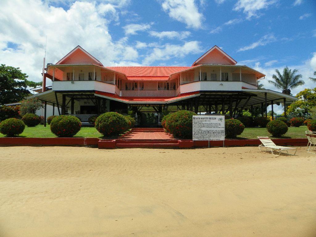 Baganara Island Resort Guyana Attractions Hotels
