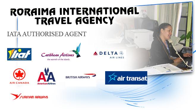 Roraima International Travel Agency   Simply Guyana